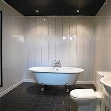 Badezimmer Wandverkleidung Kunststoff - white sparkle bathroom cladding direct