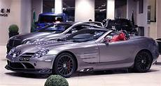 This Mercedes Slr 722 S Roadster Needs A New Home