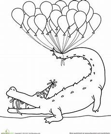happy animals coloring pages 17007 happy birthday coloring worksheet education