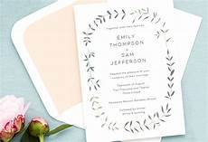 Hosting Wedding Invitation Wording