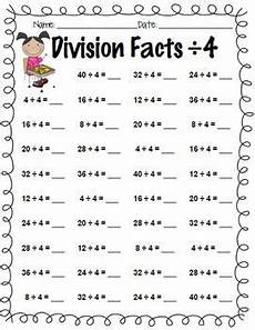 division facts quiz worksheets 6327 85 best math images on activities numeracy and school