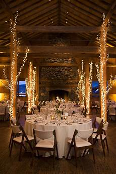 by the knot reception inspiration winter wedding