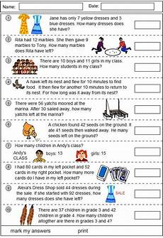 problem solving involving addition and subtraction worksheets for grade 2 9532 problem solving using addition and subtraction studyladder interactive learning