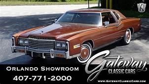 1978 Cadillac Eldorado Biarritz Gateway Classic Cars