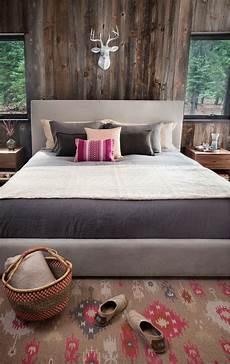 Schlafzimmer Rustikal Modern - modern rustic bedroom retreats mountainmodernlife