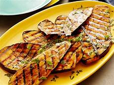 spicy hoisin glazed eggplant recipe bobby flay food