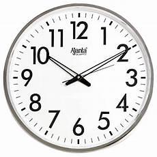 Buy Ajanta Quartz Wall Clock 32 Cm X 32 Cm X 2 Cm White