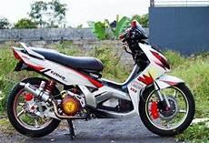 Modifikasi Nouvo Z by Modifikasi Yamaha Nouvo Z 2005 Harga Motor Indonesia