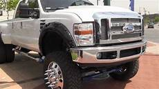2008 Ford F350 Duty Power Stroke V8 Diesel 4wd