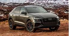 2019 audi q8 test rocky mountain rumble in stylish