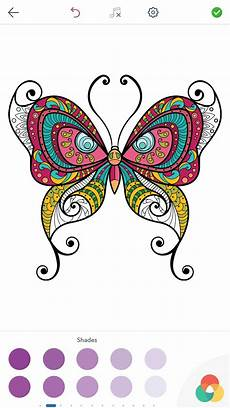 butterfly coloring pages for android ios and
