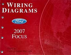 electric and cars manual 2007 ford focus electronic valve timing 2007 ford focus electrical wiring diagrams original factory manual factory repair manuals
