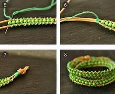 fabriquer bracelet perle comment faire un bracelet de perles et cordon de cuir la maison diy