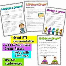 following directions comprehension worksheets 11654 listen and draw follow directions activity following directions comprehension activities