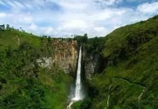 Air Terjun Sigura Gura Sumatera Utara I Pelangi