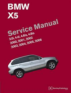 car owners manuals free downloads 2005 bmw x5 user handbook front cover bmw repair manual bmw x5 e53 2000 2006 bentley publishers repair manuals