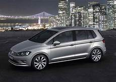 2018 2019 Volkswagen Golf Sportsvan The Form And