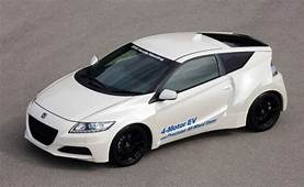 Honda Developing 350 Horsepower All Electric Sports Car