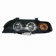 two xenon lens headlights assembly for bmw 5