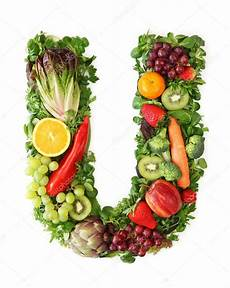 fruit and vegetable alphabet stock photo 169 egal 5453444