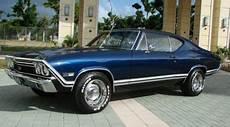 original paint color quot fathom blue poly quot for a 1968 chevelle muscle cars chevy muscle cars 68