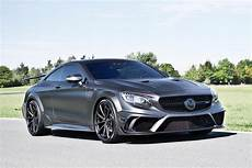 2016 Mercedes Amg S63 Coupe Black Edition By Mansory