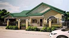 Bungalow Style Floor Plans Modern Bungalow House Design In The Philippines