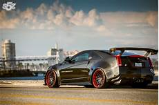 Cadillac D3 by Official Cadillac Cts V Coupe By D3 Cadillac Gtspirit