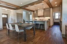 Wood Floors In The Kitchen