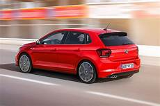polo 6 gti new volkswagen polo gti revealed pictures auto express