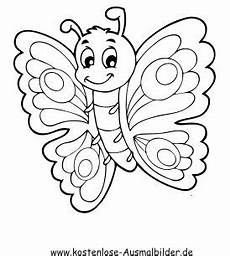 Malvorlage Schmetterling Kinder Ausmalbild Schmetterling 7 Ausmalbilder Ausmalbilder