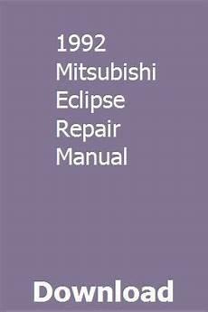 online service manuals 1992 mitsubishi eclipse auto manual 1992 mitsubishi eclipse repair manual repair manuals mitsubishi eclipse manual
