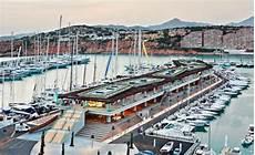 Port Adriano Marina By Philippe Starck Mallorca Wallpaper