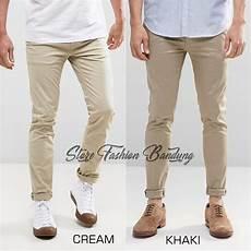 jual celana panjang celana chino pria di lapak store fashion bandung online fashion store