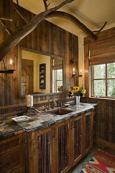 Rustic Bathroom Ideas Rustic Bathrooms The Owner Builder Network