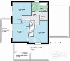 plan maison moderne étage maison plain pied toit plat prix plan moderne gratuit pdf
