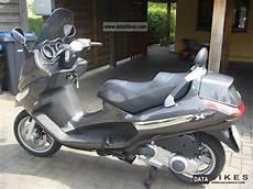 2011 piaggio xevo 125 moto zombdrive