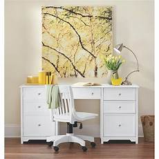white home office furniture collections home decorators collection oxford white adjustable office