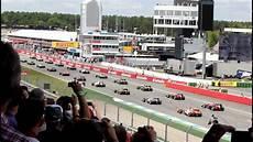 Formel 1 Hockenheimring 2012 Start