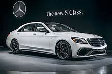 2018 Mercedes S Klasse Facelift Autoforum