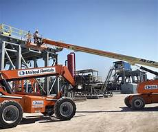 united rentals industrial construction equipment