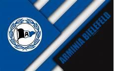 Wallpapers Dsc Arminia Bielefeld Logo 4k