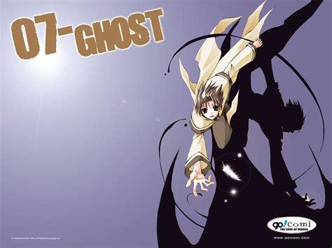 07 Ghost Teito Klein