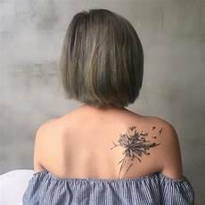 Tattoos Frauen Rücken - 1001 inspirationen f 252 r ein cooles pusteblume