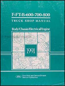 service manuals schematics 1991 ford f series security system 1991 ford 6 6l 7 8l diesel engine truck repair shop manual original