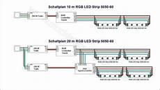 schaltplan led streifen wiring diagram