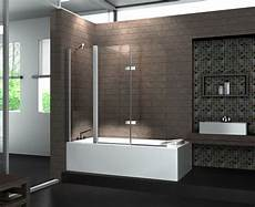 Duschtrennwand Badewanne Glas - duschtrennwand 150 x 140 badewanne glasdeals