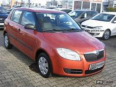 Skoda Fabia Cool Edition - 2008 skoda fabia 1 2 cool edition car photo and specs