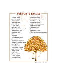 Printable Fall To Do List Familyeducation