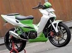 Modifikasi Revo 110 by Avenged Car Gambar Modifikasi Honda Absolute Revo 110 Cc